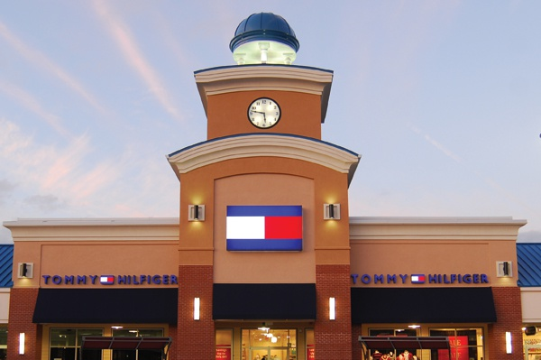 Anderson Mall Clothing Stores