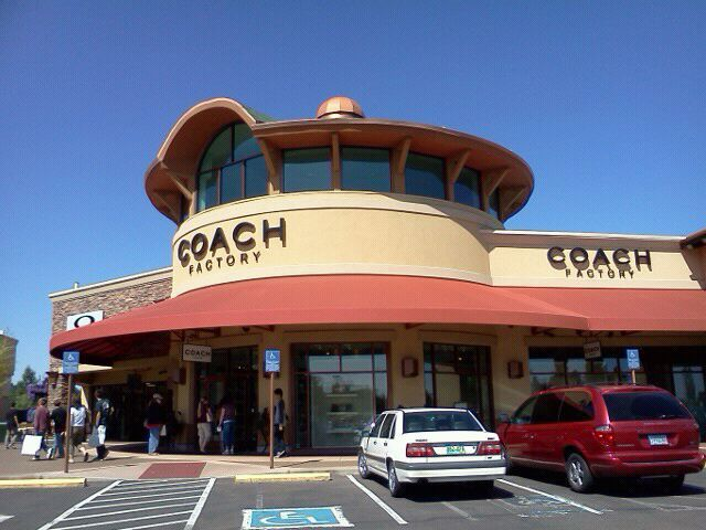 coach factory outlet stores