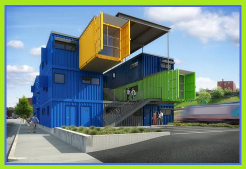10 Amazing Shipping Container Homes
