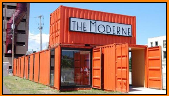 ... Wisconsin, Whose Aim Is To Build Apartments And Office Buildings That  Look Like This, Made From The Same Materials   Shipping Containers.