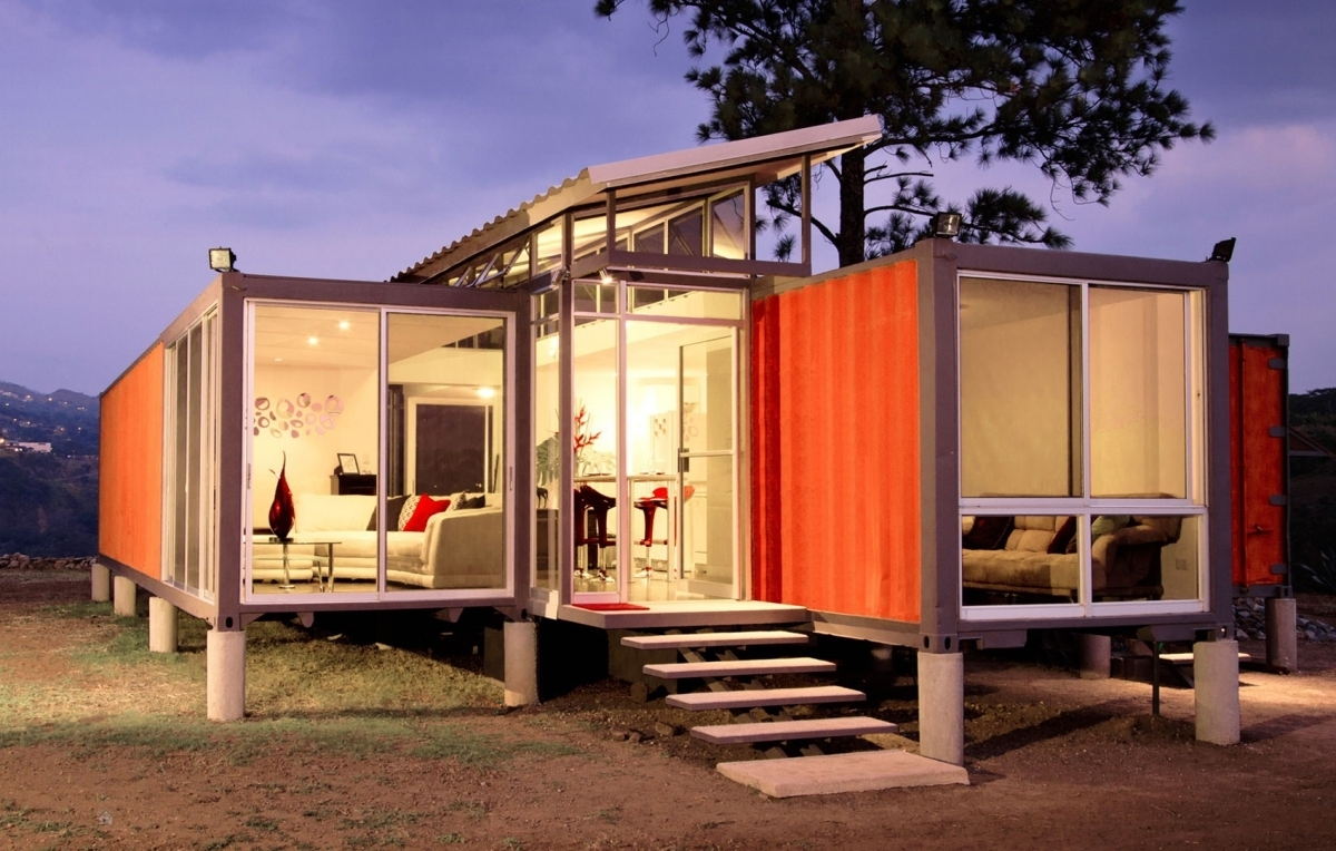 Shipping container homes - Container homes california ...