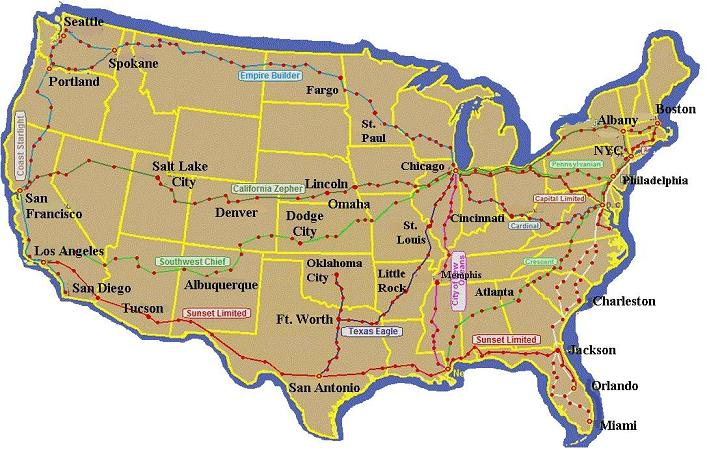 Cheap travel deals to america